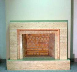 Chimeneas ofertas de chimeneas en exposici n - Repisas de marmol ...