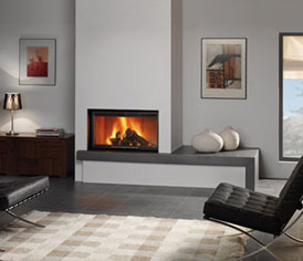 Chimeneas de calor rocal termogar - Chimeneas decorativas modernas ...